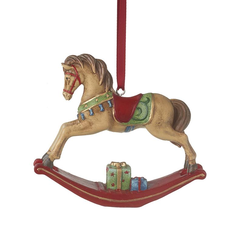 Resin Rocking Horse Hanger