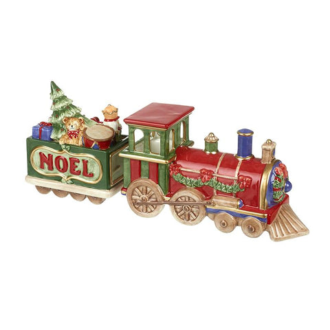 Noel Train Decoration