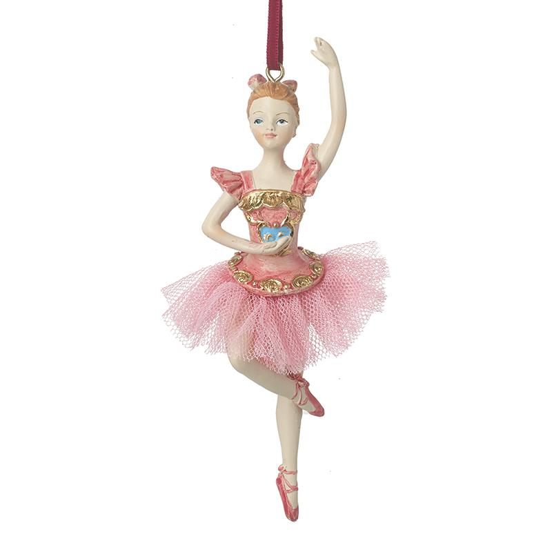 Ballet Girl Hanging Decor