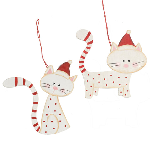 Hanging Cat Decoration