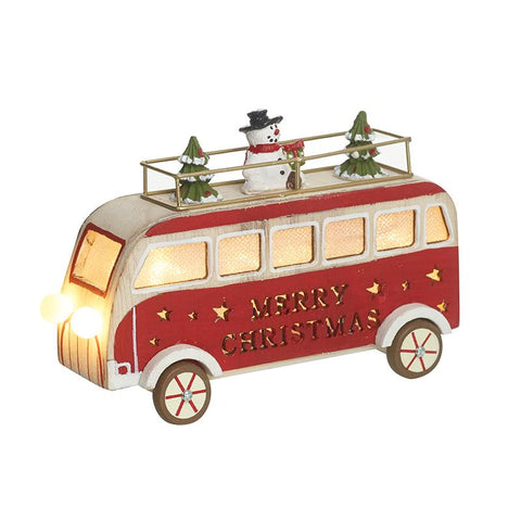 Light Up Campervan Decoration