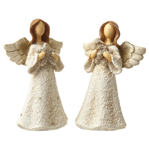 Polyresin Angel Decor Mix - Small