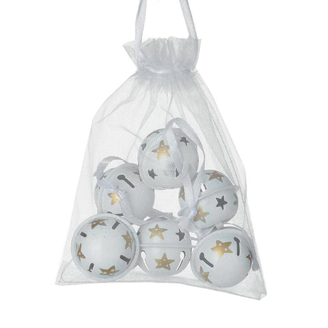 Metal Hanging Bells Set