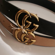 Kath Designer Inspired Reversible Belt