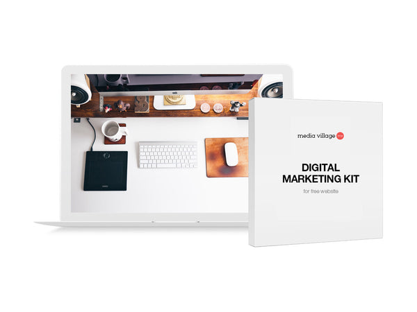Free Website with Three Month Digital Marketing