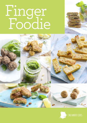 Finger Foodie e-Book – Your Baby-Led Weaning Guide