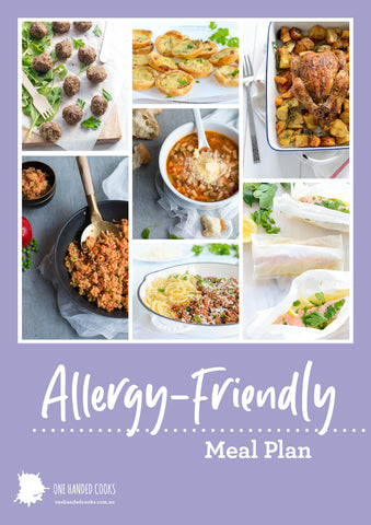 Allergy-friendly Meal Plan