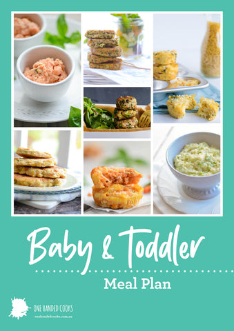 Baby & Toddler Meal Plan