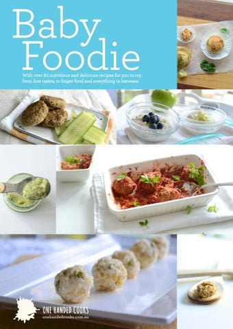 Baby Foodie e-Book – Your Starting Solids Guide