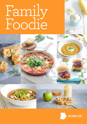 Family Foodie e-book - creating happy family mealtimes