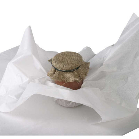 500x750mm White Cap Tissue Paper