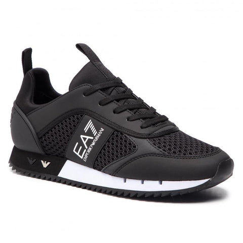 EA7 Black & White Laces JuniorAlive & Dirty