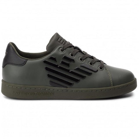 EA7 Cupsole Trainer ChildrenAlive & Dirty