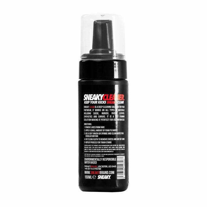 Sneaky Cleaner - Shoe and Trainer Cleaner - 150mlAlive & Dirty