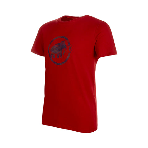 Mammut Logo T-Shirt MenAlive & Dirty