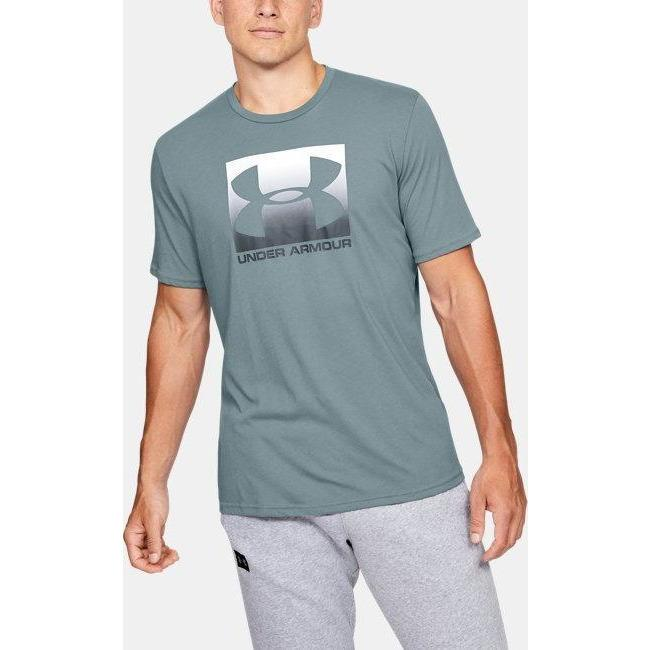 Under Armour Boxed Sportstyle T-Shirt MenAlive & Dirty