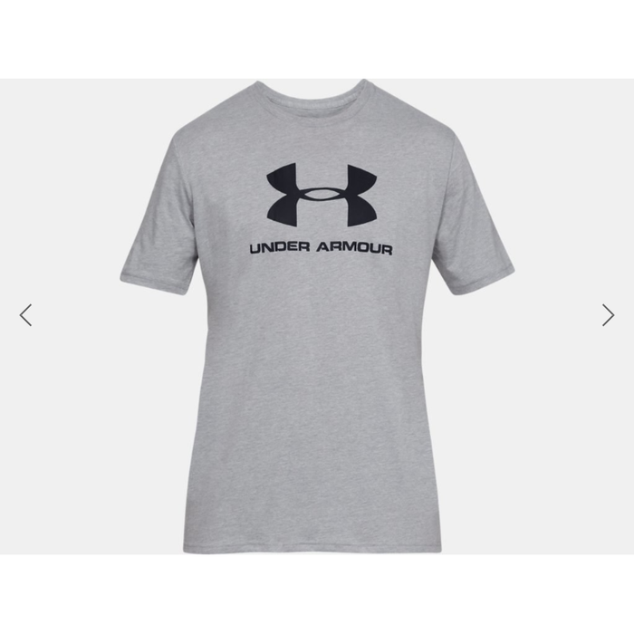 Under Armour Sports Style Logo T-Shirt MenAlive & Dirty