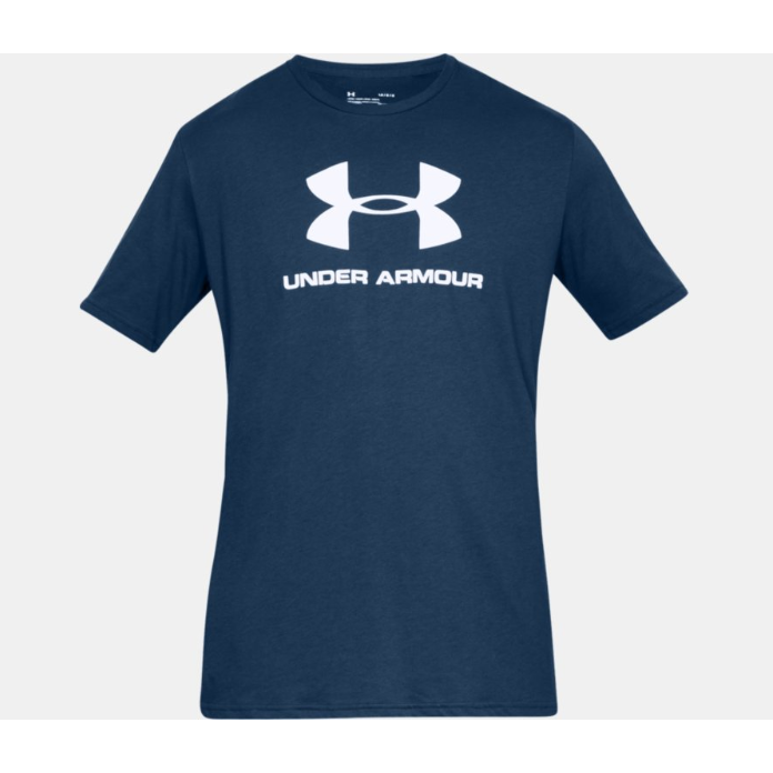 45fcf2fa Under Armour Sports Style Logo Tee MensAlive & Dirty