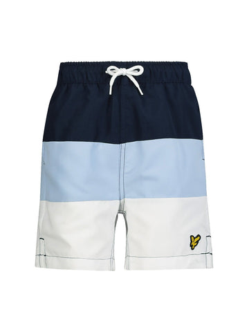 Lyle & Scott Wide Stripe Short InfantAlive & Dirty