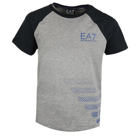 EA7 GA Logo T-Shirt JuniorAlive & Dirty