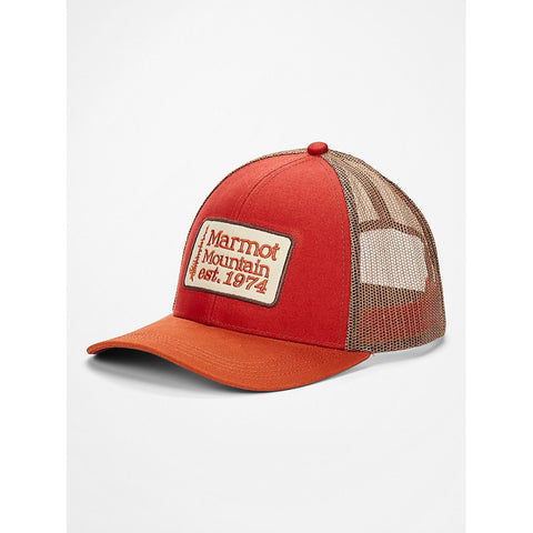 Marmot Retro Trucker Cap MenAlive & Dirty