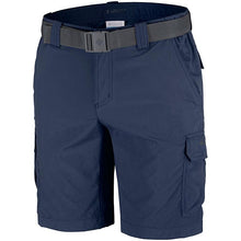"Columbia Silver II 12"" Ridge Cargo Shorts Men'sAlive & Dirty"