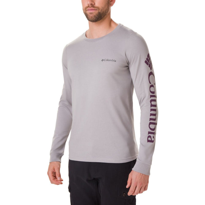 Columbia Lodge L/S T-Shirt MenAlive & Dirty
