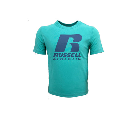 Russell Athletic Logo Short Sleeve T-Shirt JuniorAlive & Dirty
