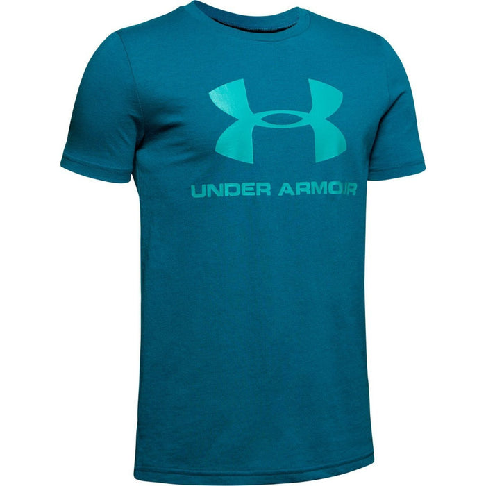 Under Armour Sportstyle Logo Tee JuniorAlive & Dirty