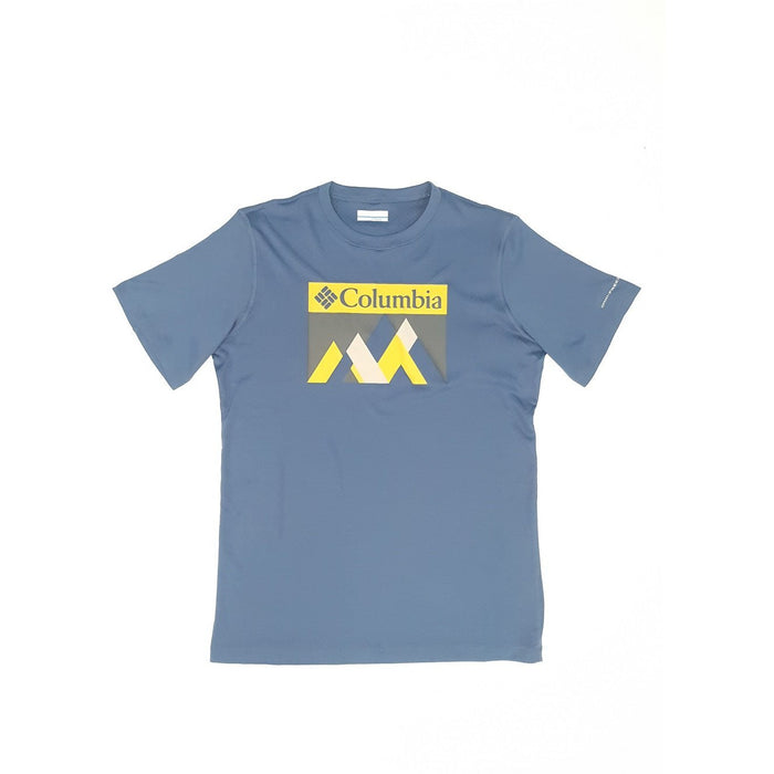 Columbia Zero Rules GFX Tee MenAlive & Dirty