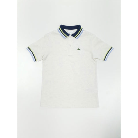 Lacoste Tipped Collar Polo InfantAlive & Dirty