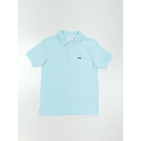 Lacoste Ribbed Collar Polo InfantAlive & Dirty