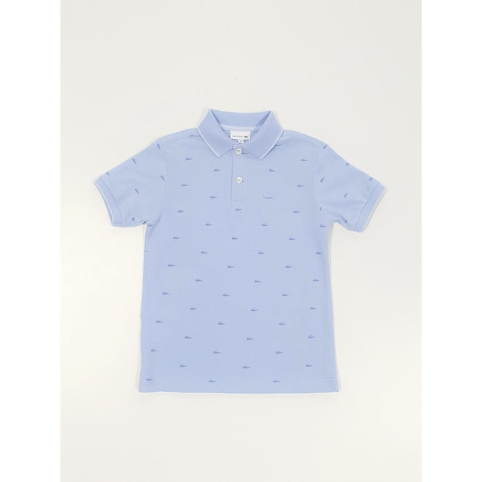 Lacoste AOP Polo JuniorAlive & Dirty