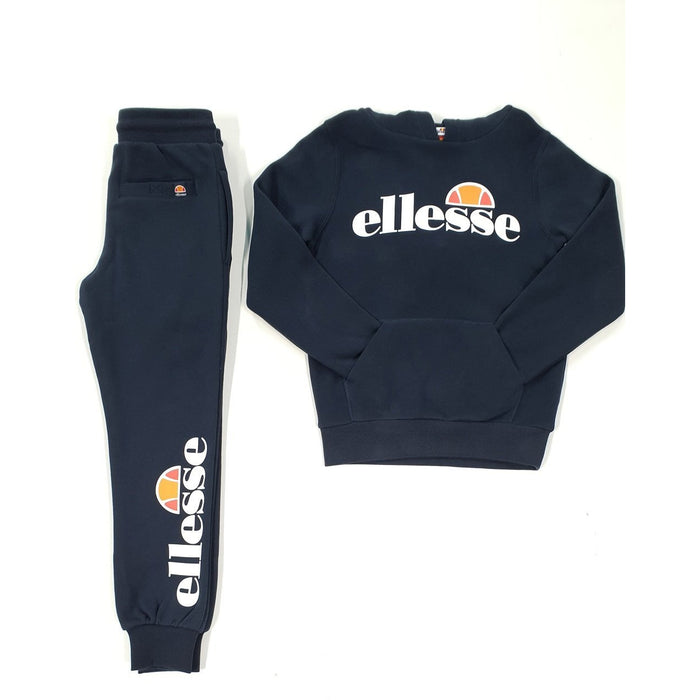 Ellesse Jero&Colino OH HD Suit JuniorAlive & Dirty