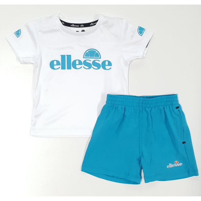 Ellesse Caspoli T-Shirt/Short BabyAlive & Dirty