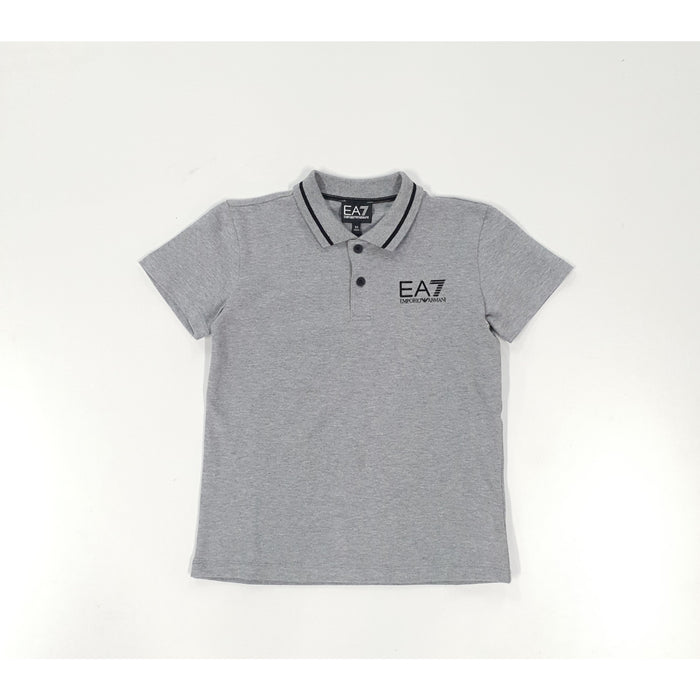 EA7 Core ID Polo JuniorAlive & Dirty