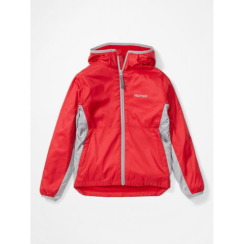 Marmot Trail Wind Jacket JuniorAlive & Dirty