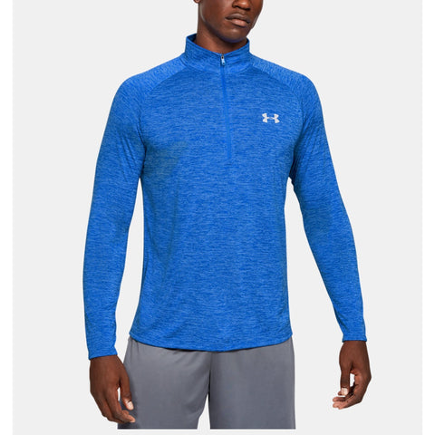 Under Armour Tech 1/2 Zip Long Sleeve T-Shirt MenAlive & Dirty