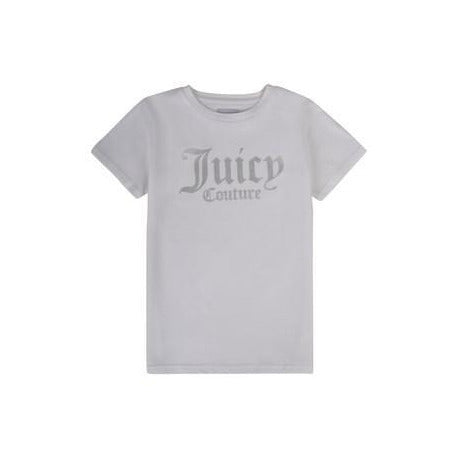 Juicy Couture Juicy Sliced Silver Print T-Shirt InfantAlive & Dirty