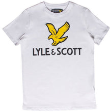 Lyle & Scott Eagle Logo T-Shirt JuniorAlive & Dirty