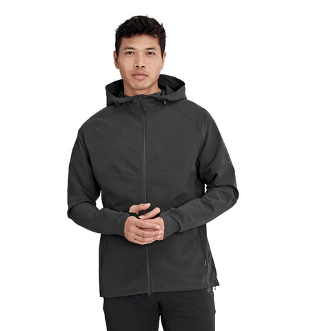 Mammut Macun SO Hooded Jacket MenAlive & Dirty