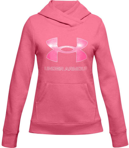 Under Armour Rival Fleece Logo Hoody JuniorAlive & Dirty