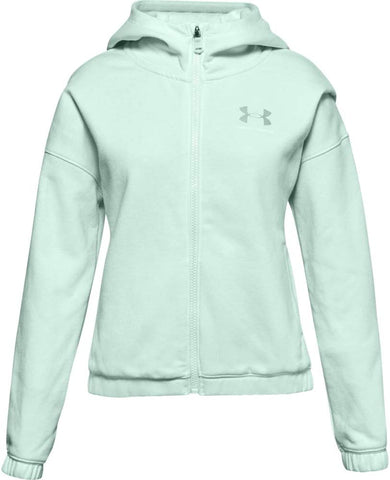 Under Armour Rival Fleece Full Zip Hoody JuniorAlive & Dirty