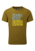 Mountain Equipment Block Letter T-Shirt MenAlive & Dirty