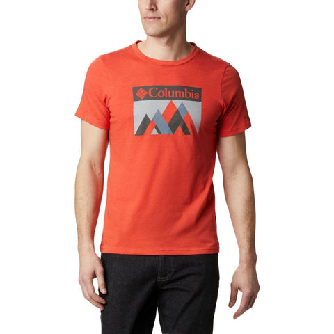 Columbia Alpine Way Graphic T-Shirt MenAlive & Dirty