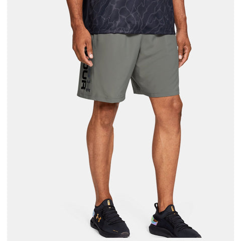 Under Armour Woven Graphic Woodmark Short MenAlive & Dirty