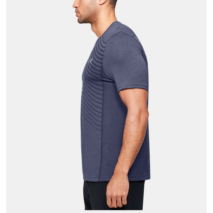 Under Armour Seamless Wave T-Shirt MenAlive & Dirty