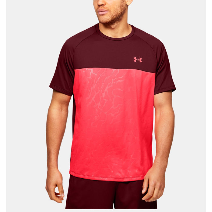 Under Armour Tech 2.0 Emboss T-Shirt MenAlive & Dirty