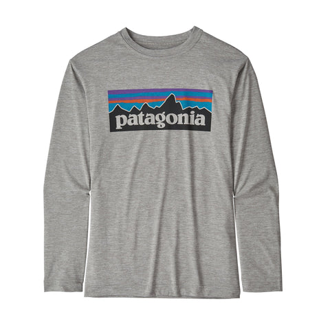 Patagonia Capilene Long Sleeve T-Shirt JuniorAlive & Dirty