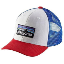 Patagonia Junior's  Logo Trucker CapAlive & Dirty